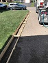 Residential Driveway Curb