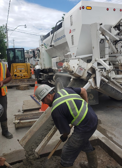 Concrete Ready Truck Mississauga