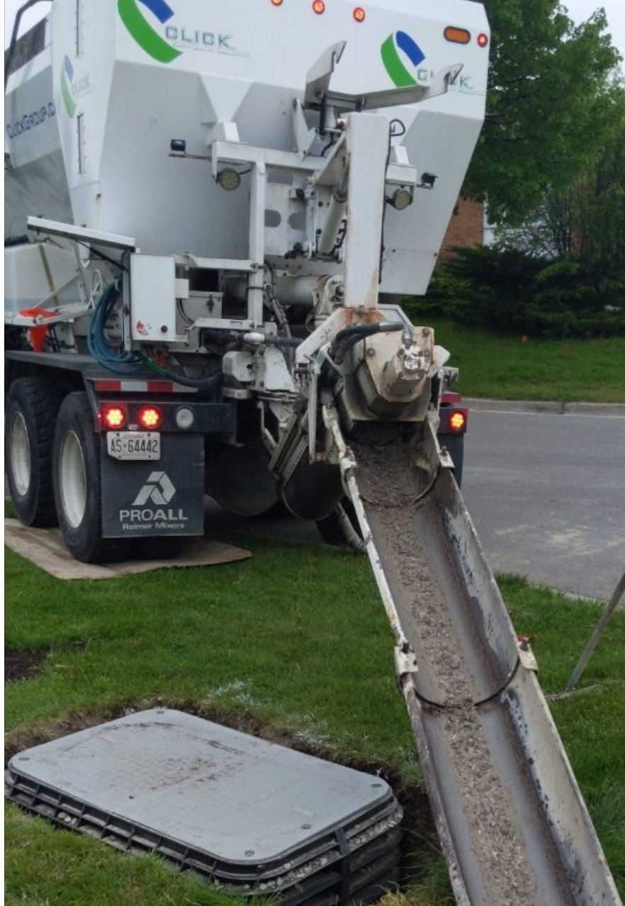 Concrete Pumping Truck in Mississauga